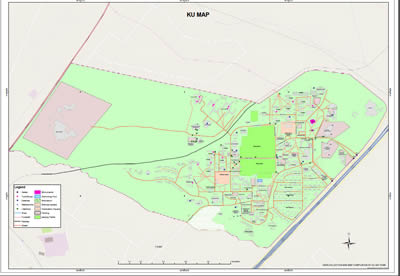 Kenyatta University School Of Environmental Studies Arcgis